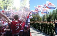 Кому – лига, кому – фига: соцсети провели параллель между «бандеровским» Киевом и «освобожденным» Донецком