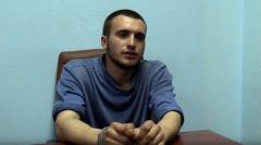 Боевики захватили  в плен на Донбассе бойца ВСУ. ВИДЕО