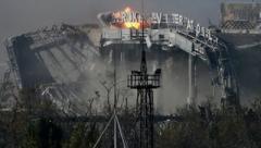 В Донецке в районе аэропорта гремят взрывы и идет дым: напуганные дончане пишут о странных звуках