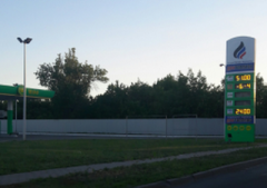 """В Донецке назревает """"автомобильная катастрофа"""": бензина нет нигде"""