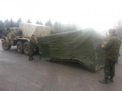 Боевики маскируют под грузовики опасное вооружение: появилось фото