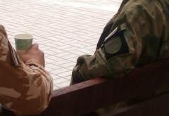 В Горловке появились боевики с нашивкой сирийской армии