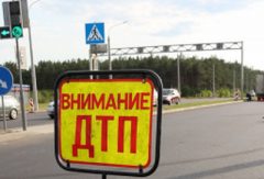 В России пассажирский автобус, следовавший в Донецк, попал в серьезное ДТП: есть пострадавшие