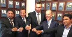 Виталий Кличко стал членом Международного зала боксерской славы