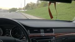 Украинец перевозил через КПВВ георгиевскую ленту и газету «ДНР»