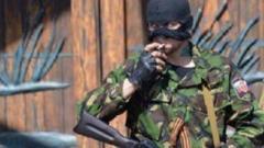 Боевики «ЛНР» открыто, угрожая оружием, грабят мирных жителей