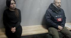 «Она сидеть не будет, это уже ясно, только отомстить самим»: Зайцеву заметили гуляющей у клиники в Харькове