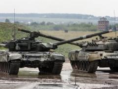 Официально: большое количество вооружения замечено по обе стороны линии разграничения
