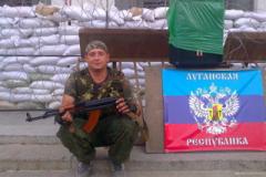 Орудовал в Сирии, но сгинул на Донбассе: в Сети опознан ликвидированный казак из Пятигорска Ворон