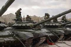 После ЧМ Россия пойдет в наступление на Украину?
