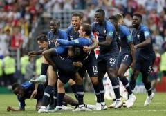 Итоги чемпионата мира по футболу