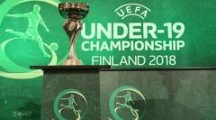 Сегодня юношеская сборная Украины стартует на Евро-2018