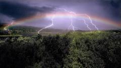 Дожди и грозы: прогноз погоды в Донетчине на сегодня