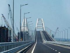 Крымский мост заблокирован до 2020 года -СМИ. ВИДЕО