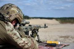 Украинский снайпер не оставил шансов россиянам на Донбассе