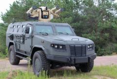 """От боевиков ничего не останется: в Украине провели боевые испытания бронированной машины """"Казак-2М"""""""