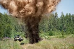 Под Горловкой боевики «ДНР» подорвались на своих же минах