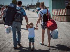 С начала года украинцы пересекли админграницу с Крымом 519 тысяч раз