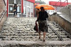 В Украине ожидаются тропические ливни