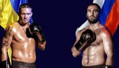 Российский боксер Гассиев готов к реваншу с Усиком