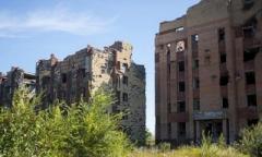 «Рестайлинг по- днэровски»: в сеть выложили новое фото Донецкого аэропорта