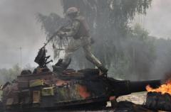 ООС: Боевики применили управляемые ракеты и поплатились за это