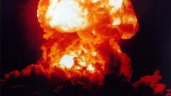 Взрыв в Еленовке. Погасло освещение, горожане услышали гул