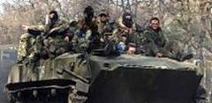 Боевики «ДНР» и «ЛНР» наращивают тяжелое вооружение – танки, минометы и БМП