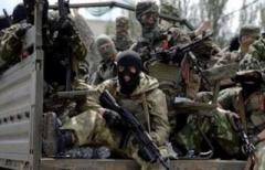 Боевики «ДНР» на КамАЗе врезались в пассажирский автобус. Есть пострадавшие