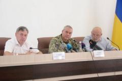 В Луганской и Донецкой облгосадминистрациях не боятся ухода международных организаций