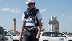 Наблюдатели ОБСЕ зафиксировали на Донбассе средства радиоэлектронной борьбы из РФ