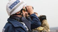 В районе Докучаевска расстояние до позиций боевиков «ДНР» составляет 350 м