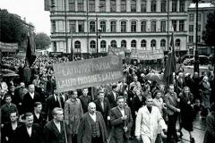 За советскую оккупацию придется платить? В Эстонии и Латвии выступили с заявлением