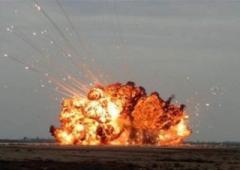 В Макеевке боевики «ДНР» испытывают взрывчатку «для шахт»днр