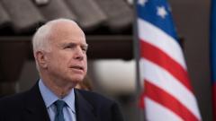 В республиканской партии США назвали место похорон Маккейна