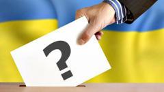 Выборы президента Украины: определились лидеры гонки