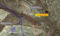 Докучаевск попал под обстрел: уничтожен БелАЗ, погиб водитель