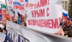"""В Крыму зреет бунт против россиян: """"Это вы к нам присоединились, ка***есь, откуда приехали. Вас здесь не ждут"""""""