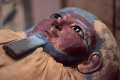 Археологи нашли на египетском саркофаге послание в будущее