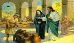 Найдено место, где Иисус превращал воду в вино