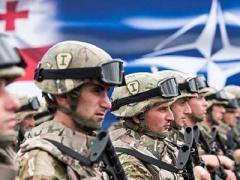 С участием Украины и НАТО: в Грузии начались масштабные военные учения