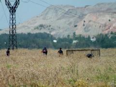 Розпочаті розмінування на Південно-Донбаському водогоні поблизу Авдіївки и газорозподільній станції «Мар'їнка»