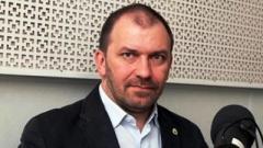 «Чебурашка очень важный»: «советник» Захарченко сделал странное заявление