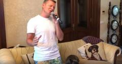 Домашнее видео поющего Ляшко порвало Интернет (ВИДЕО)