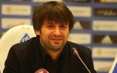 Шовковский стал тренером сборной Украины