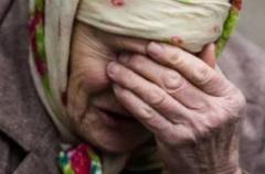 Боевики «ДНР» запугивают стариков слухами о «наступлении»