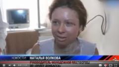 """Убийство Захарченко в Донецке: спутница главаря """"ДНР"""" из больницы впервые рассказала о взрыве. ВИДЕО"""