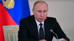 Путин сделал сенсационное заявление по делу об отравлении Скрипалей