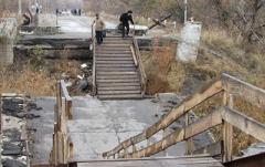 В Станице Луганской построят новый мост