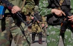 """В Донецке взрыв и стрельба в гостинице """"Прага"""""""